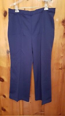 Lucky Britches women's size 36 Straight Leg Trousers Career Dress Pants Vintage