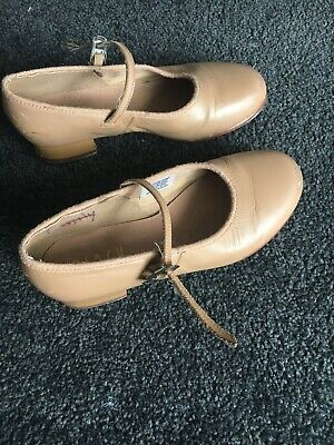 Girls Tap Shoes Bloch Size 13.5