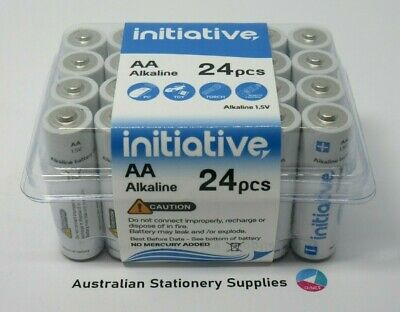 24 X Duracell Plus Power AA AAA Batteries New Genuine Alkaline tracked postage