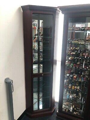 Glass Display Cabinet All 3 Cabinets
