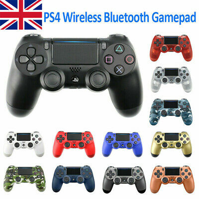 PS4 DualShock 4 Wireless Controller for PlayStation 4 Bluetooth Gamepad Joystic
