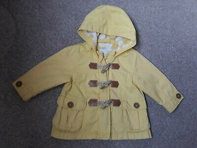 A Baby Girls Next Coat Age 9-12 Months