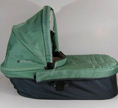 UPPAbaby Bassinet Vista Replacement Green & Black