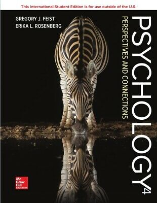 (P.D.F ) Psychology : Perspectives and Connections ⚡4th Edition⚡Fast Delivery⚡