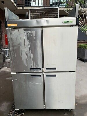 Upright 4 Doors Freezer