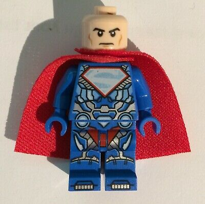 Lego DC Superheroes Lex Luthor Superman Suit Split From Polybag 30614