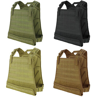 Condor CPC Tactical Hunting Military Adjustable MOLLE PALS Modular Plate Carrier