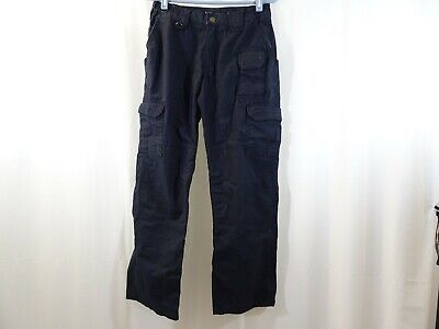5.11 TACTICAL Series 64358 Cargo Pants Womens Size 4 Navy Blue Law Enforcement