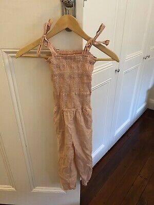 Country Road Girls Jumpsuit Size 7