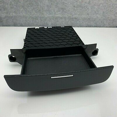 SMART FORTWO 451 07-14 STORAGE COIN TRAY Single Din Drawer  A4518100304