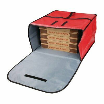 Vogue Insulated Pizza Delivery Bag Large Insulated Food Delivery Bags