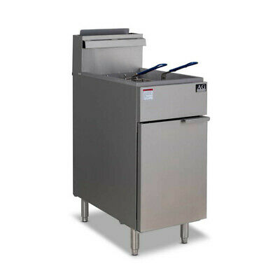 AG Commercial Gas Fryer - 3 Burner (LPG) AG Equipment|
