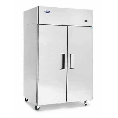 Atosa Double Door Top Mounted Fridge Solid Door Fridges