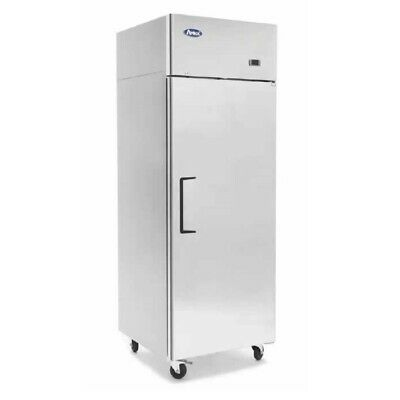 Atosa Single Door Top Mounted Fridge Solid Door Fridges