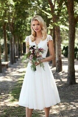 Review Wedding Dress Size 12