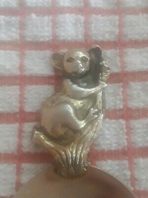 Koala Tea Caddy Spoon.