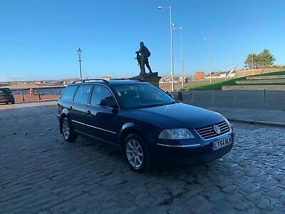 2004 54 Vw Passat Highline 1.9 Tdi 130 Pd Automatic Estate