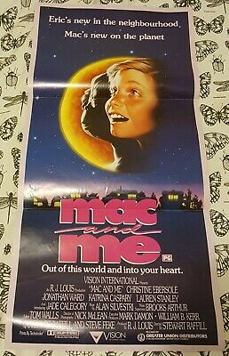 Mac And Me Daybill Movie Poster