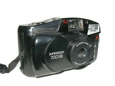 OLYMPUS SUPERZOOM 700XB 35mm FILM CAMERA