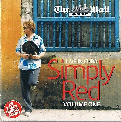 Simply Red - Live In Cuba CD1 + 2 - Music CD N/Paper