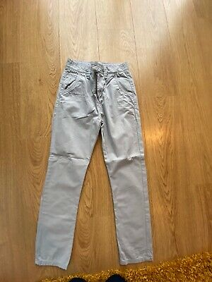 Next Boys Chino Trousers Age 11
