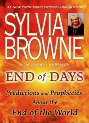 End Of Days Predictions And Prophecies End Of World Sylvia Browne EB00K ✅P-D-F ✅