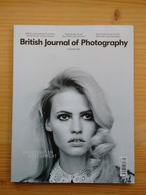British Journal of Photography (Shooting on Assignment, May 2016 - Issue7847)