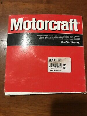Motorcraft Rear Axle Seal BRS-110 5C3Z-1S175-GA for a Ford F-250 F-350 450 550