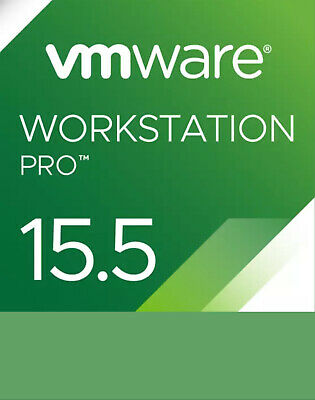 VMware Workstation 15.5 Pro 🔥Activation Key 🔑 - 🚀🚀🚀Instant Delivery 🔥🔥🔥