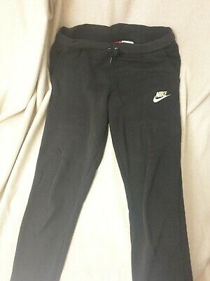 Nike Girls Joggers Black 13-15 Years