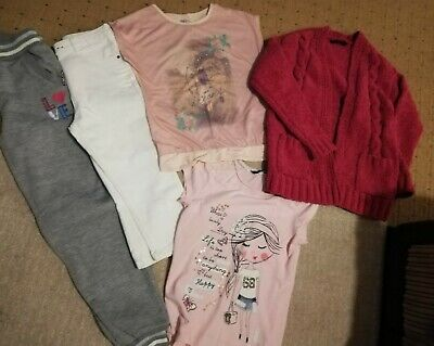 Girls 9-10 years Bundle cardigan lee Cooper joggers tops