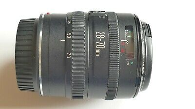 Canon Zoom Lens EF 28-70 mm 3.5-4.5  Excellent Condition With Caps