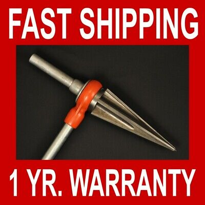 "Ridgid Pipe Reamer #3 Ratcheting Tapered 34950 3/8"" to 3"" 300 535 700 1224 1822"