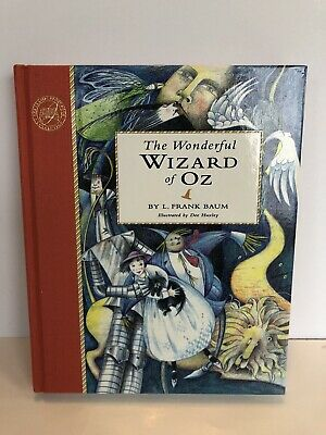THE WONDERFUL WIZARD OF OZ L. FRANK BAUM BOOK+2 CDs 1999 Excellent Condition