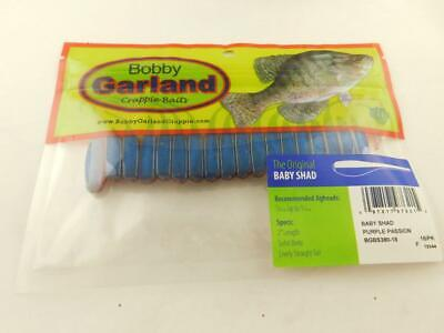 108pc Bobby Garland Baby Shad Favorite Colors Variety Pack