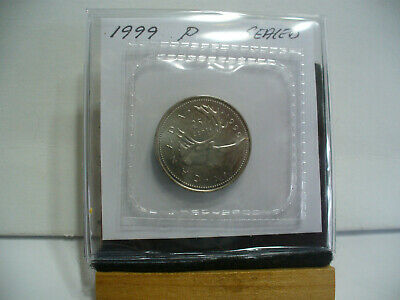 1999 P Canada  Quarter  25 Cent  Coin    Top Grade  99P  Proof Like  Sealed