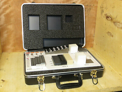Apcor ASTM F792-08 Step Wedge X-Ray Tester Object Case
