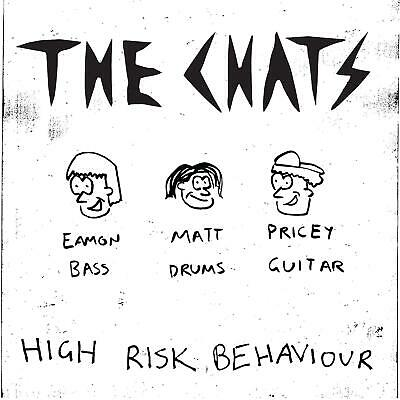 The Chats - High Risk Behaviour (CD)