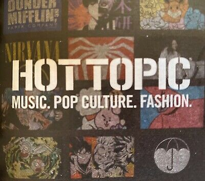 Hot Topic ONLINE Coupon $15 OFF $50+ Exp 4/5/20