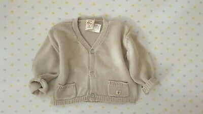 Bud By Nature Cardigan 6-12m