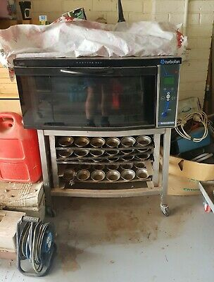Used Bakbar Turbofan Convection Oven