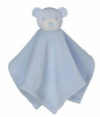 Mini Bear Blankey Blue