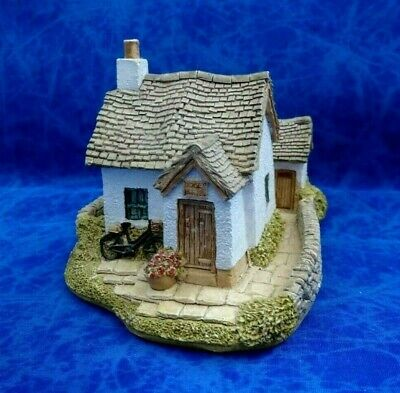 Vintage Lilliput Lane Collection St Columba's School Made In Cumbria 1989