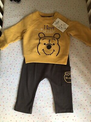 Mothercare Disney Girls Or Boys Trousers And Top 3-6 Months