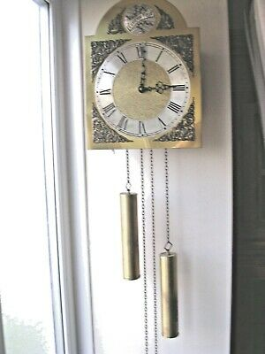 Nice    Wall Clock ,  Spares  Or  Repair