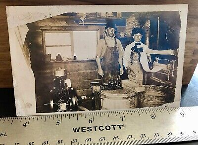 Postcard New Stickney 1 3/4 HP. Gas Engine Hit Miss Farm Antique Early Shop Oil
