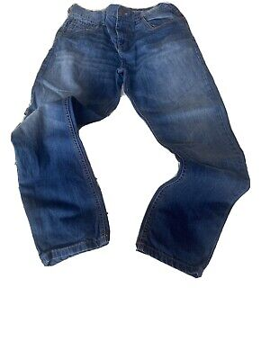 Boys Carrot Style Next Jeans Trousers - Age 15 Years Plus