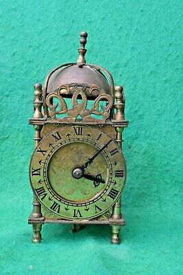 Smiths Brass Electric Carriage Clock for restoration / Spares.