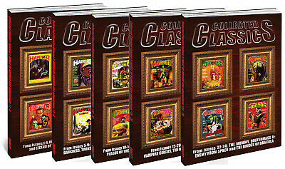 House of Hammer Collected Classics - all five volumes