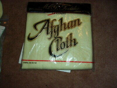 full size counted cross stitch afghan cloth makes 2 baby afghans